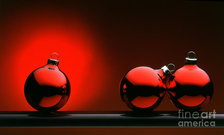 Christmas Ball 2 by Rich Killion