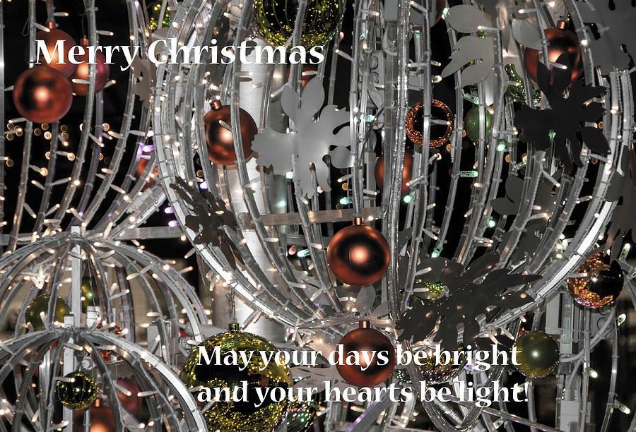 Christmas card by Adriana Zoon