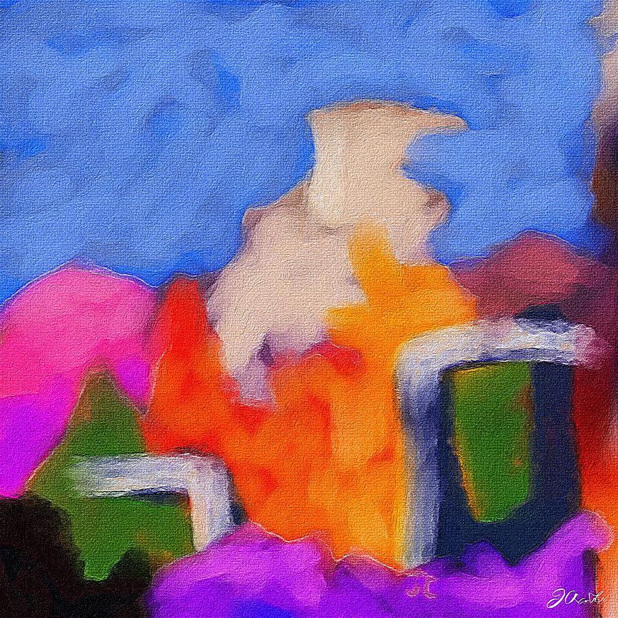 Judith Chantler Digital Art - Christmas Day by Judith Chantler