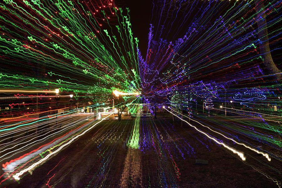Christmas Exploding by John Forde