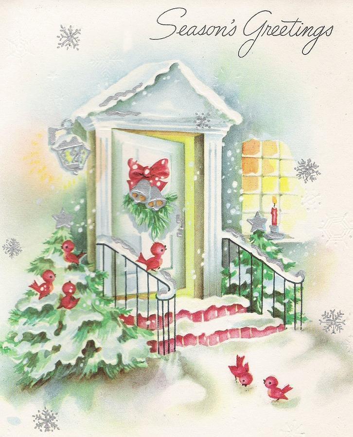Christmas Illustration 821