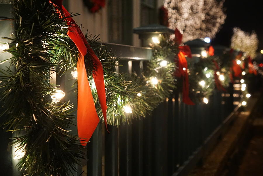landscape photograph christmas in collierville tennessee by brandon morgan - Tennessee Christmas