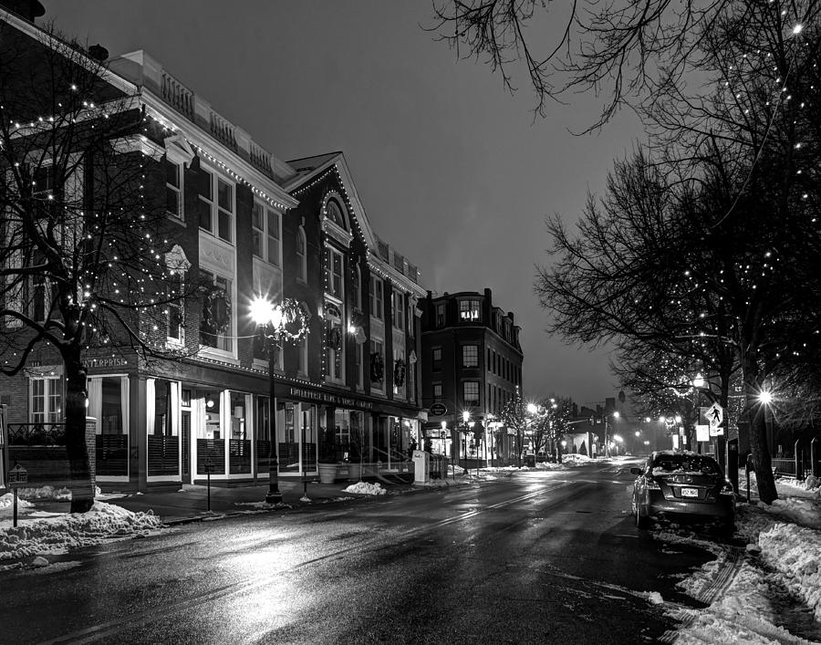 Christmas In Lowell 376 Photograph