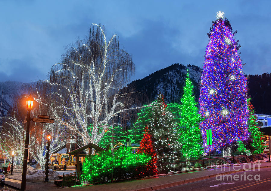 Leavenworth Christmas Lights.Christmas Lights Leavenworth