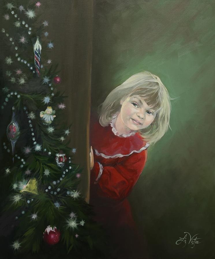Christmas Morning by Liz Viztes