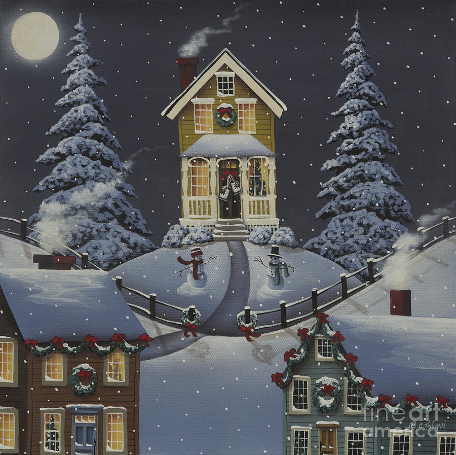 Christmas on Hickory Hill by Catherine Holman