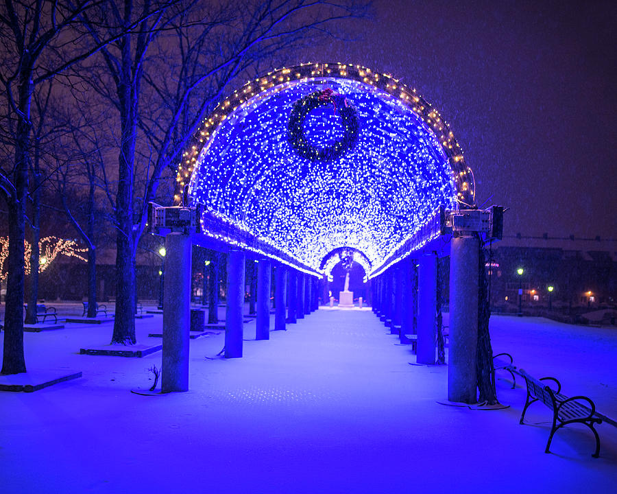 Architectural Lighting Light Up Columbus