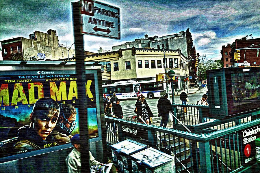 Christopher Street Greenwich Village Photograph