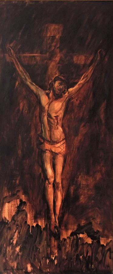 Christ's Final Hour by Beverly Klucher