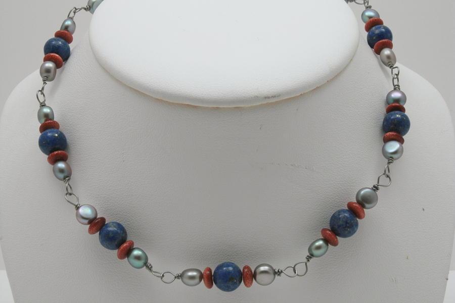 Titanium Jewelry - Christy by Jerri Nielsen