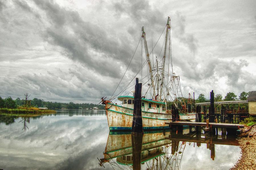 Alabama Photographer Digital Art - Christy Lynn On Bon Secour by Michael Thomas