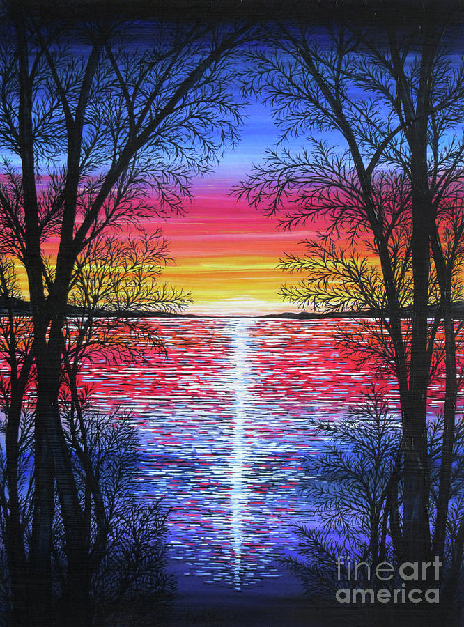 Chromatic Clearing by Tracy Levesque