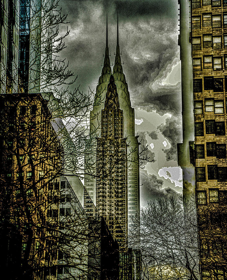 Chrysler Blur Photograph