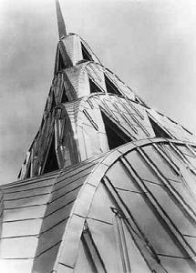 Chrysler Building Photograph - Chrysler Building - New York City by Margaret Bourke-White