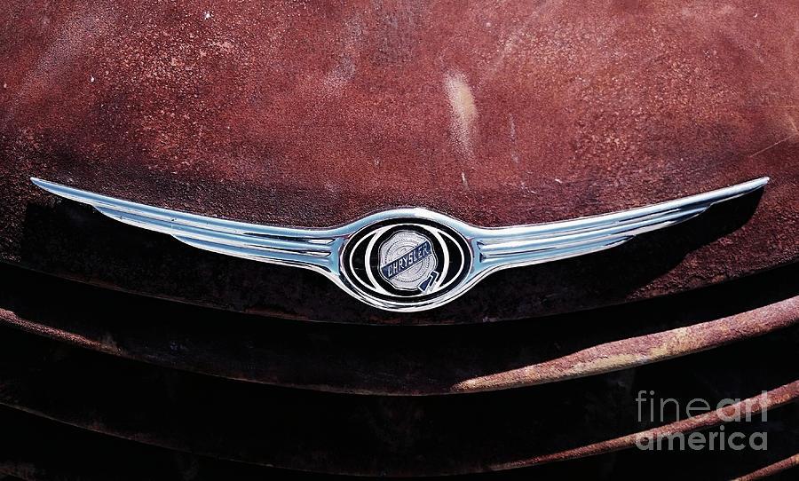 Chrysler hood by Mariella Wassing
