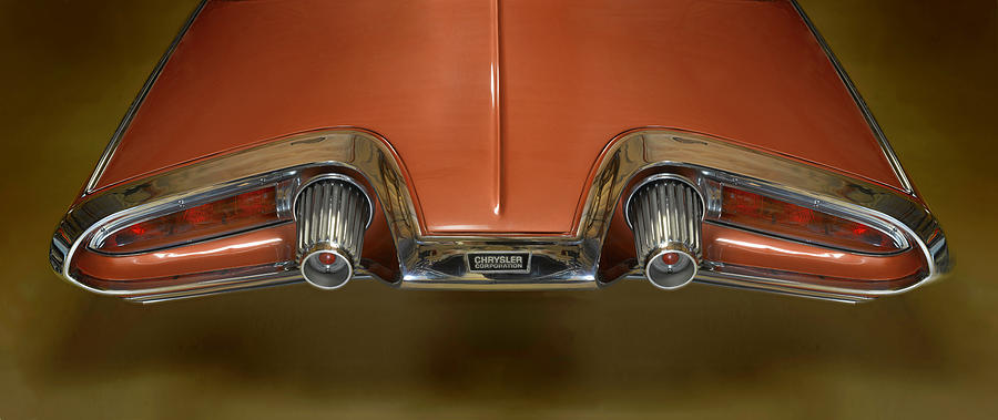 Chrysler Turbine Tail Double by Richard Lund