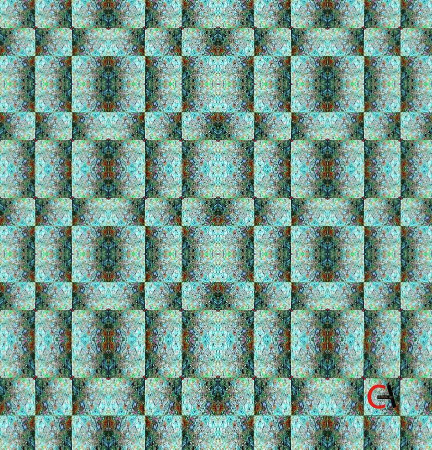 Chuarts Epic Illusion 1b2 Mixed Media by Clark Ulysse