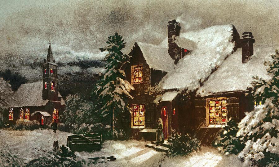 Cottage Fleece Throw