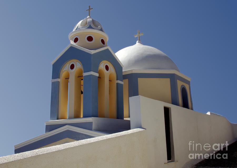 Church and Sky by Jeremy Hayden