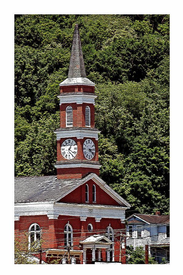 Churches Photograph - Church Building by Karl Rose