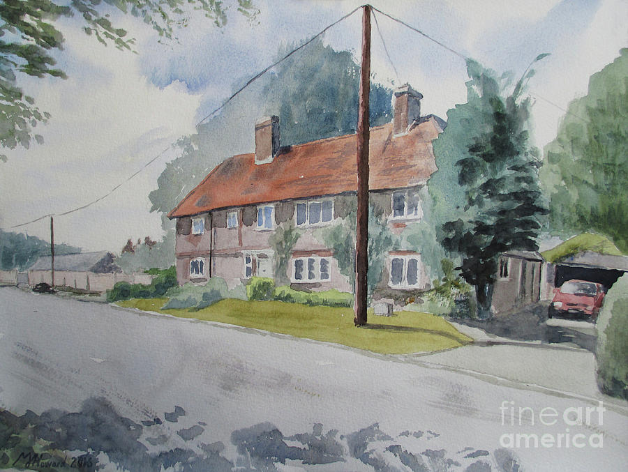Church End, Bledlow by Martin Howard