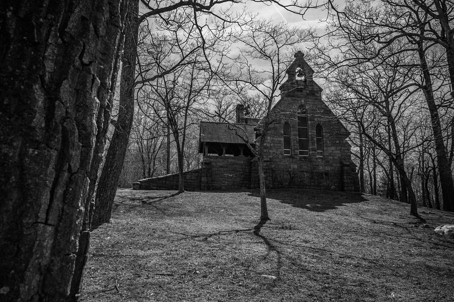 New Jersey Photograph - Church Hill by Kristopher Schoenleber