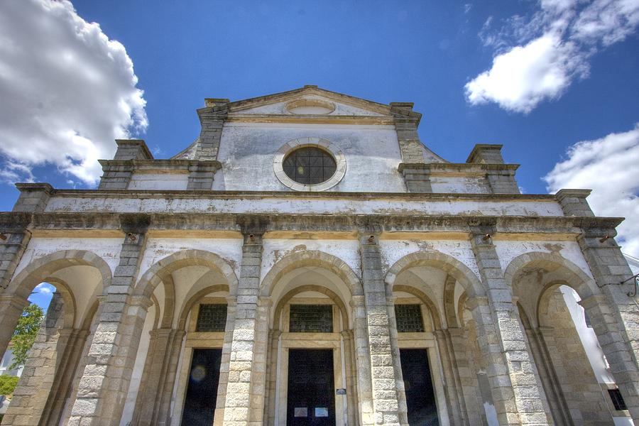 Church In Evora Photograph by Andre Goncalves