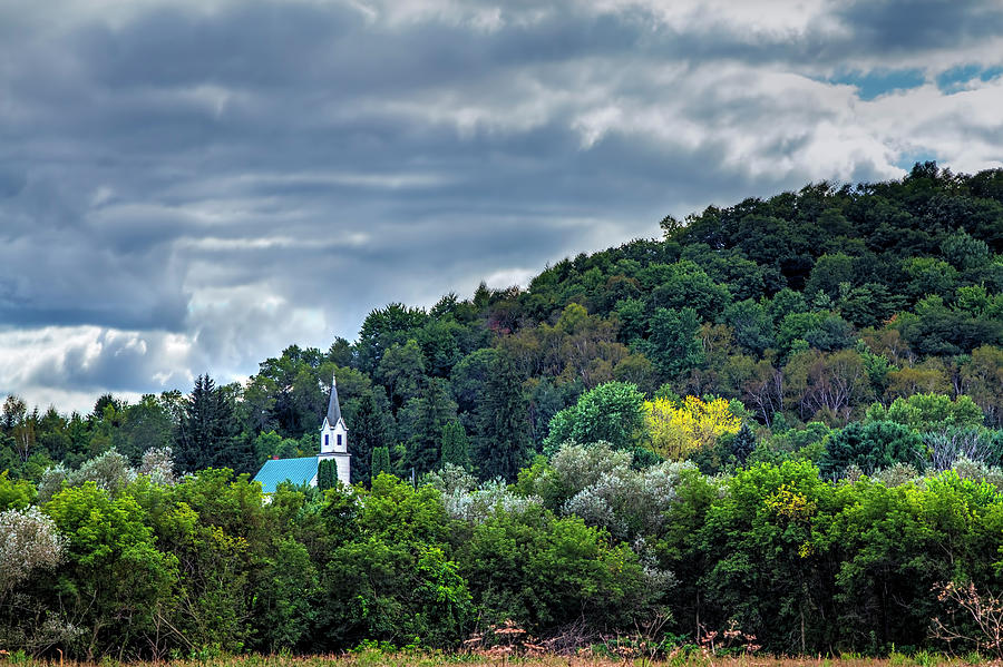 Church In The Wildwood Photograph