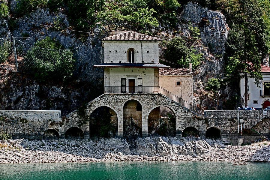 Scenic Photograph - Church by Mario Marsilio
