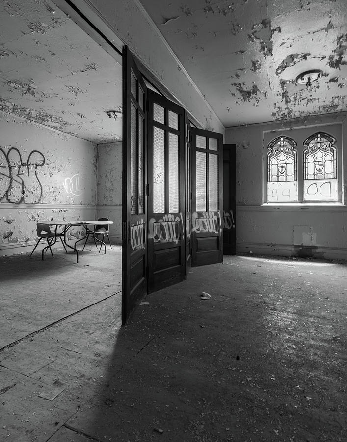 Church Meeting Room by Lindy Grasser