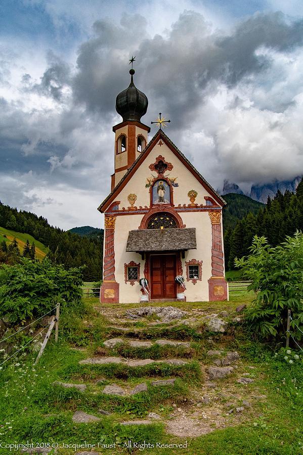 Church of Saint Johann  by Jacqueline Faust