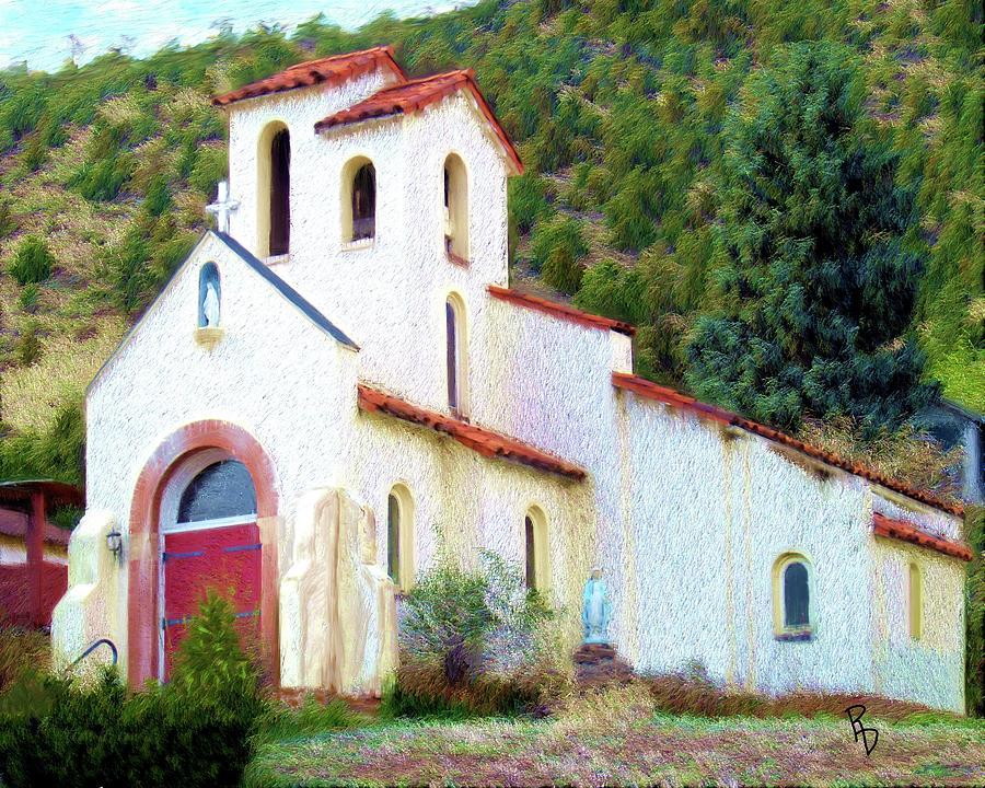 Church of Saint Joseph by Ric Darrell