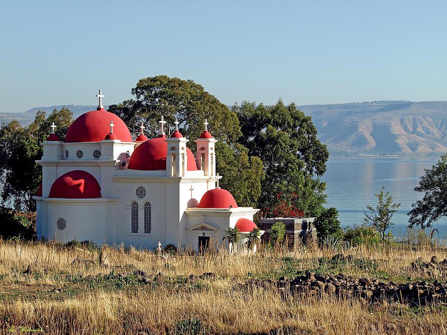 Church Photograph - Church Of The Apostles by Arik Baltinester