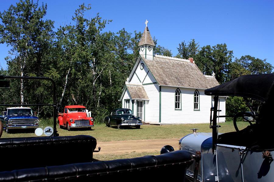 Church On Sunday Photograph