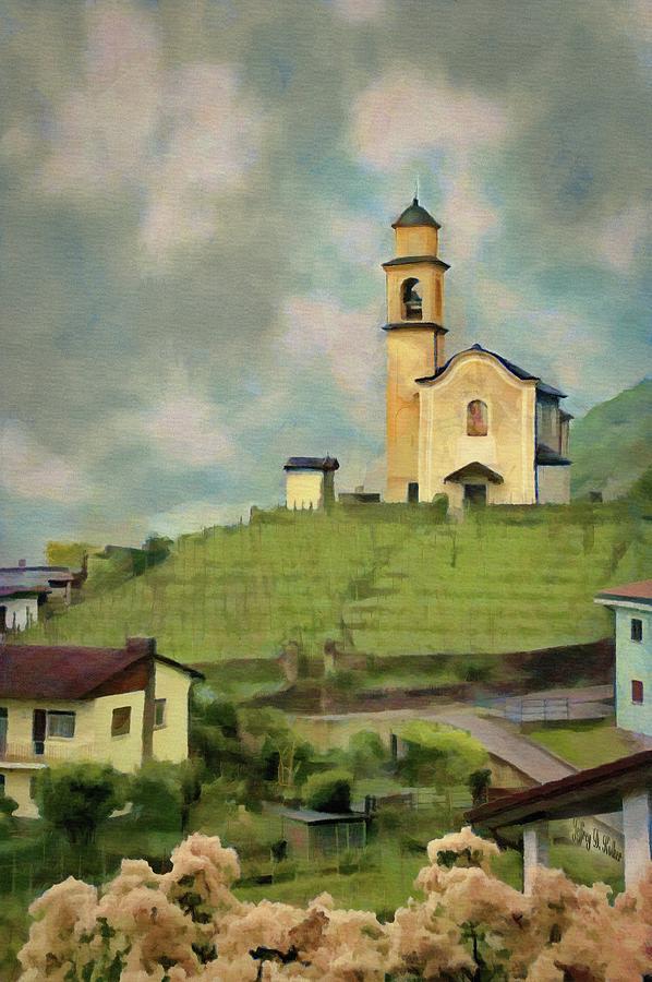 Church on the Hill by Jeffrey Kolker
