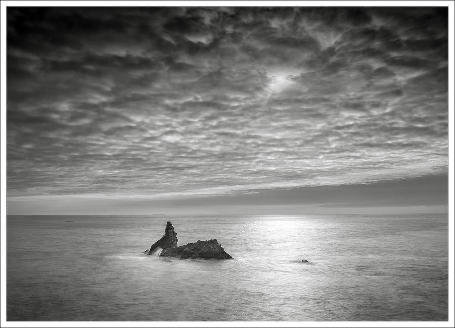Church rock by Richard Greswell