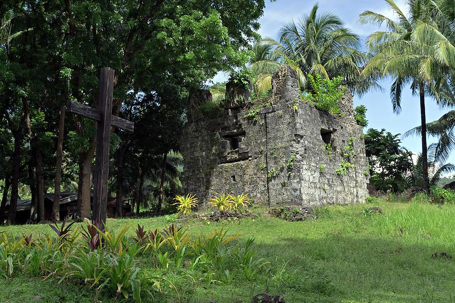 Church Ruins Photograph
