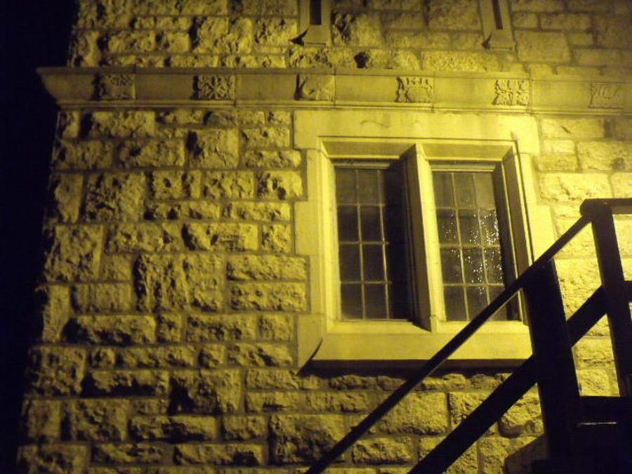 Church Photograph - Church Window by Angela Christine