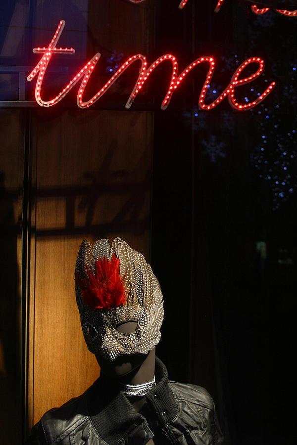 London Photograph - Cigarette Time by Jez C Self