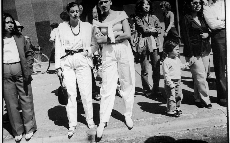 Cinco De Mayo Photograph - Cinco de Mayo 1980 by A paul Cartier