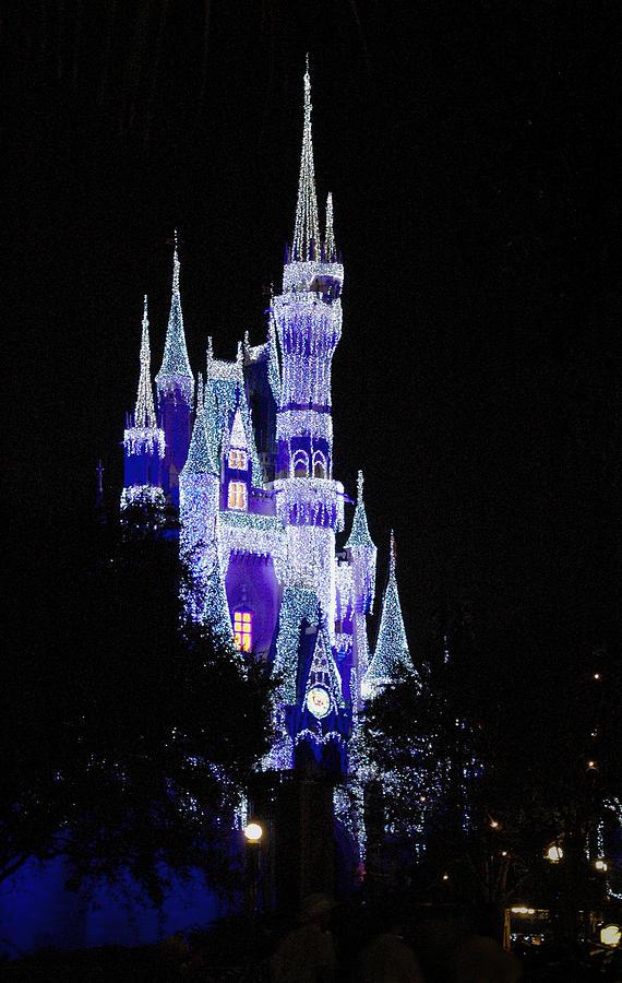 Castle Photograph - Cinderellas Castle 2 by Frank Mari