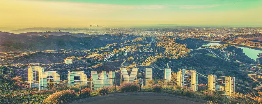 Los Angeles Photograph - Cinematic by Az Jackson