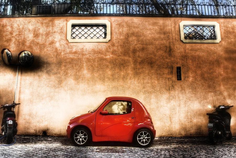 Rome Photograph - Cinquantino by Brian Thomson