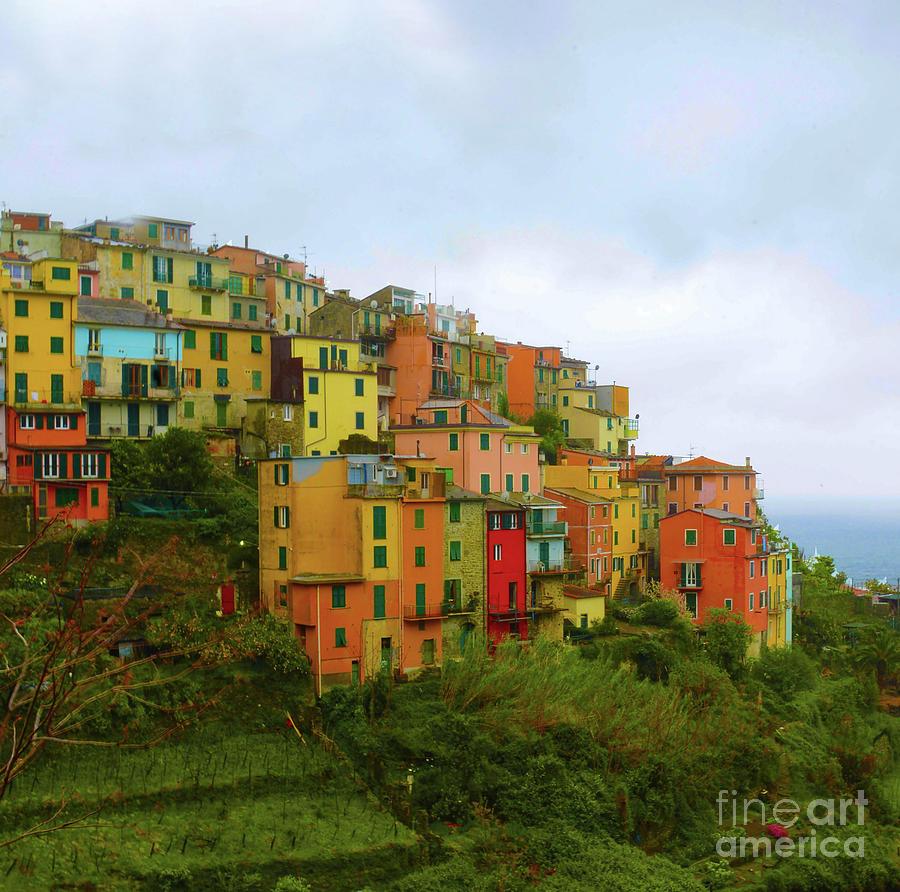 Cinque Terre by Bob Senesac