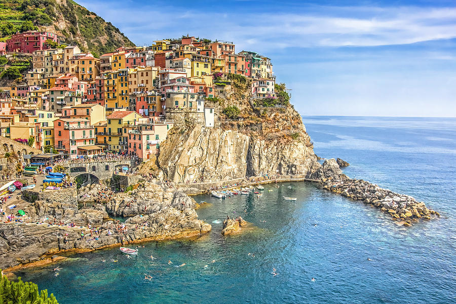 Cinque Terre by Brent Durken