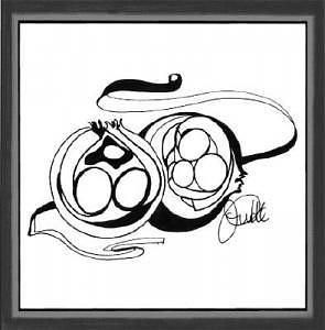 Circle People Drawing - Circle Of Life by Jude Dube