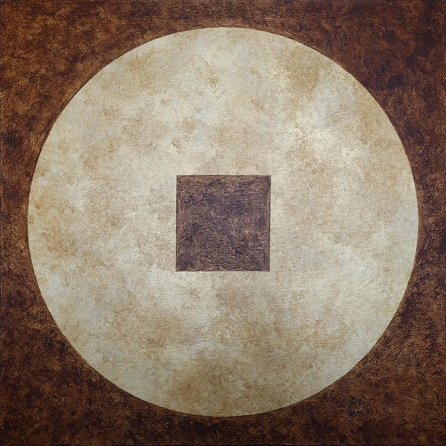 Circle Square Painting