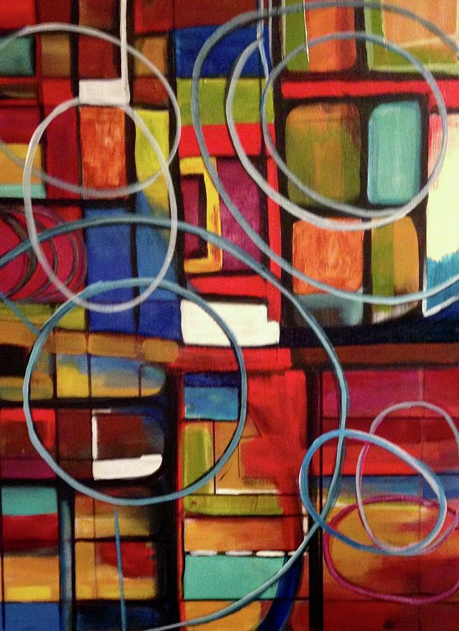 Circular Confusion by Kathy Othon