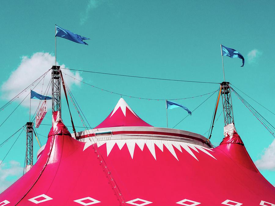Circus Photograph - Circus by Dylan Murphy
