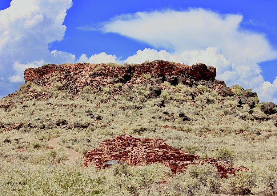 Citadel Pueblo Flagstaff Photograph